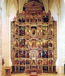 Retablo-iglesia