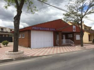 Base Proteccion Civil