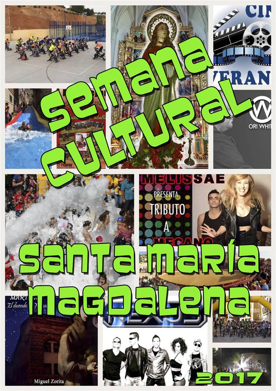 Ayuntamiento de Mondejar » PROGRAMA SEMANA CULTURAL SANTA MARÍA ...